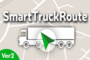 Smarttruckroute Android FAQ logo
