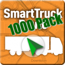 SmartTruckRoute iPhone/iPad - 1 Year (1000 Pack)